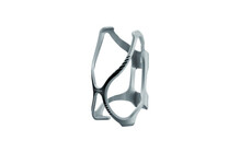 Lezyne Flow Bottle Cage HP silver